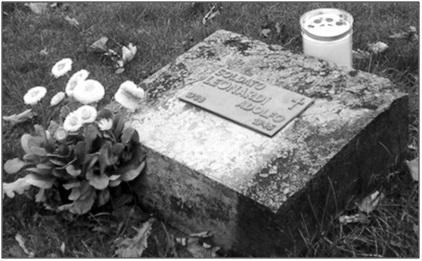 Adolfo leonardi tomba