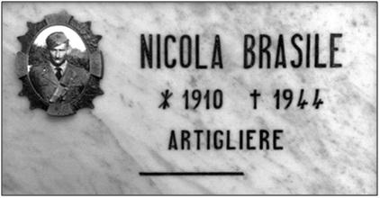 attuale sepoltura brasile