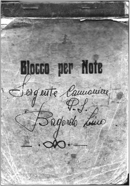 bagordo nicola block notes