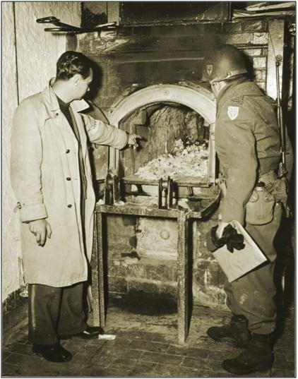 crematorio flossenburg