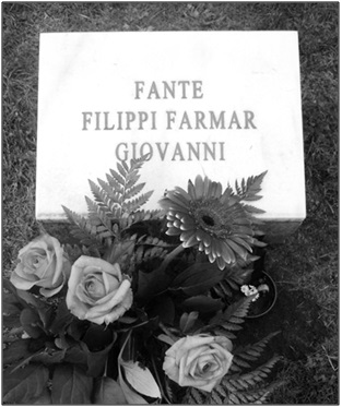 filippi farmar giovanni amburgo tomba