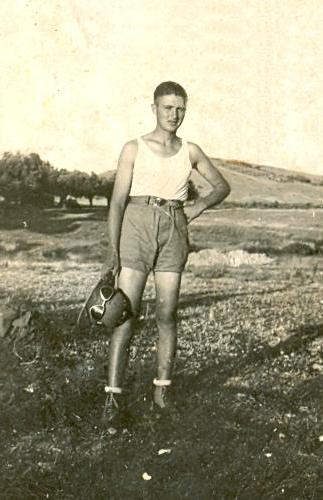 Giovanni in Grecia