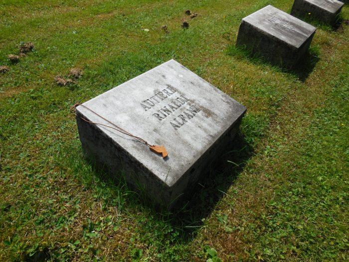 09.Cimitero Militare Italiano Amburgo 22.7.2015