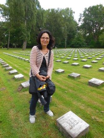 11.Cimitero Militare Italiano Amburgo 22.7.2015