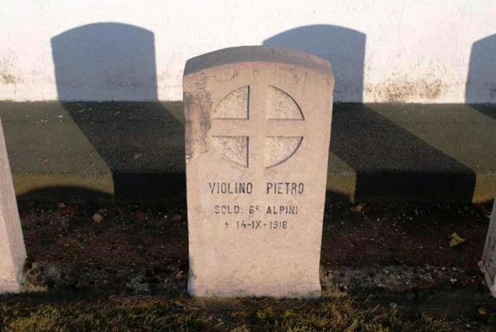 Tomba nel Cimitero di Bielany - Foto tratta da http://www.nieobecni.com.pl