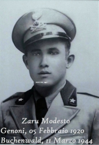 Zaru Modesto