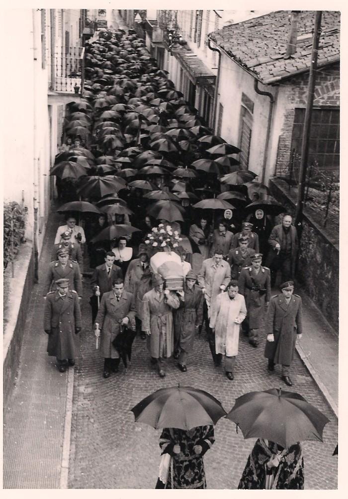 funerale zio Giuliano