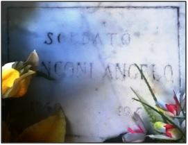 Lapide Bianconi Angelo