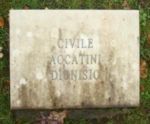 accatini dionisio