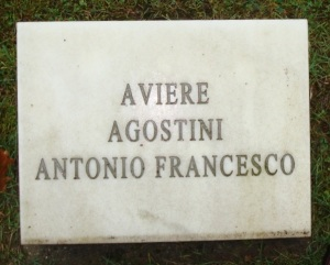 agostini antonio francesco
